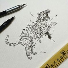 236x236 Tiger Scratch 2 By ~maineac92 On Beauty Is As Beauty