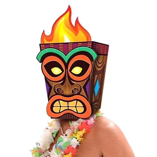 500x500 Tiki Mask Mask Easy To Edit Elements Evil Tiki Mask Tattoo