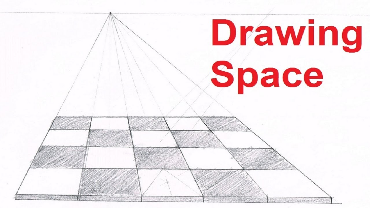 1280x720 One Point Perspective Drawing Tutorials