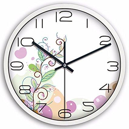 425x425 Continental Creative Personality Clock Stylish Idyllic