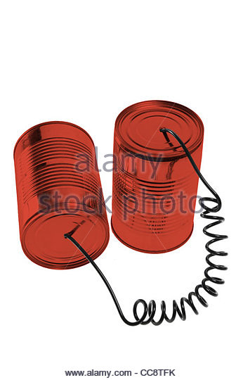 346x540 Tin Can Phone Cut Out Stock Photos Amp Tin Can Phone Cut Out Stock