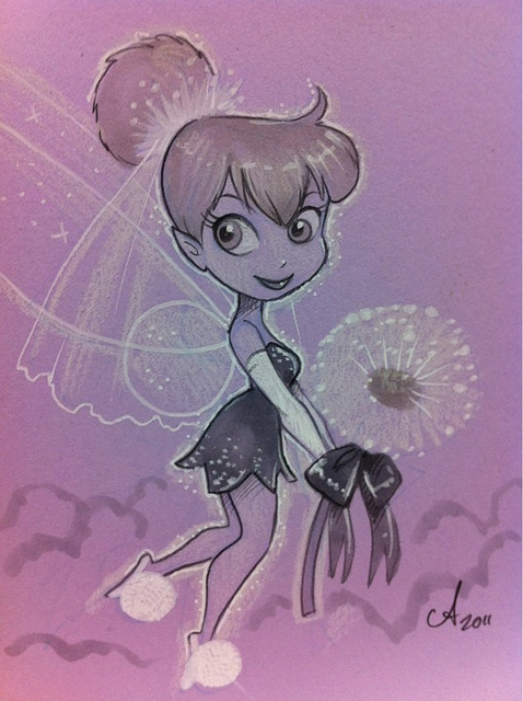 478x640 Tinker Bell The Bride Tinkerbell (Friends Too) Amy