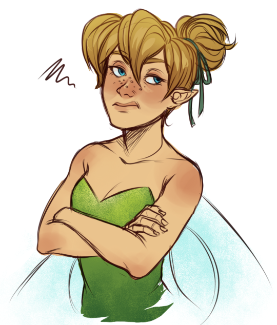 540x634 Disney Tinkerbell And Friends Tumblr