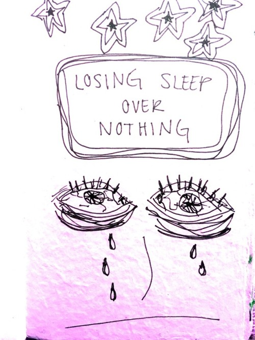 500x666 Tired Eyes Doodle Tumblr