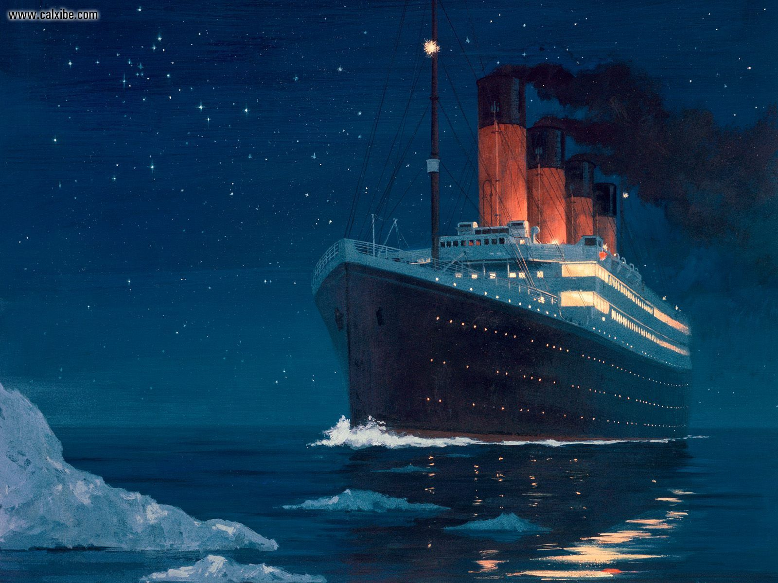 1600x1200 Drawing Amp Painting The Titanic Gordon Johnson, Picture Nr. 13739