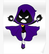 how-to-draw-raven-from-teen-titans