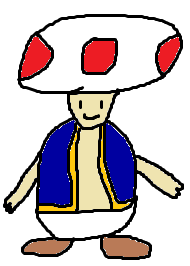 190x266 Toad Images Mspaint Drawing Of Toad Wallpaper And Background