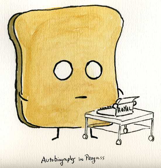 551x576 A Sampler Of Things The Long History Of Mr Toast