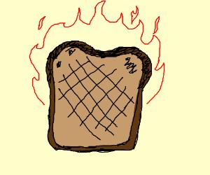 300x250 Burnt Toast
