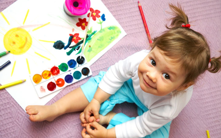720x450 Top 10 Art And Craft Activities For Toddlers