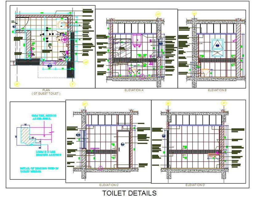 835x645 Toilet Detail 739x839 Plan N Design