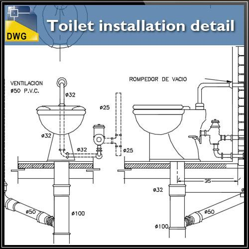 Toilet Detail Drawing at GetDrawings com | Free for personal