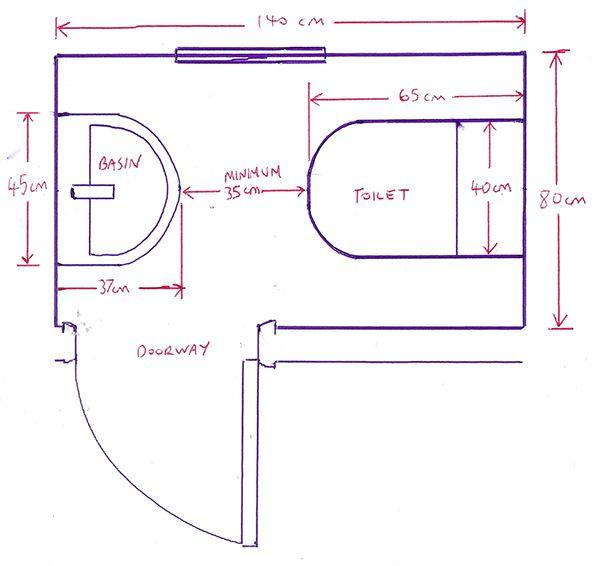 600x566 Minimum Bathroom Dimensions With 14 Bathroom Installation Minimum