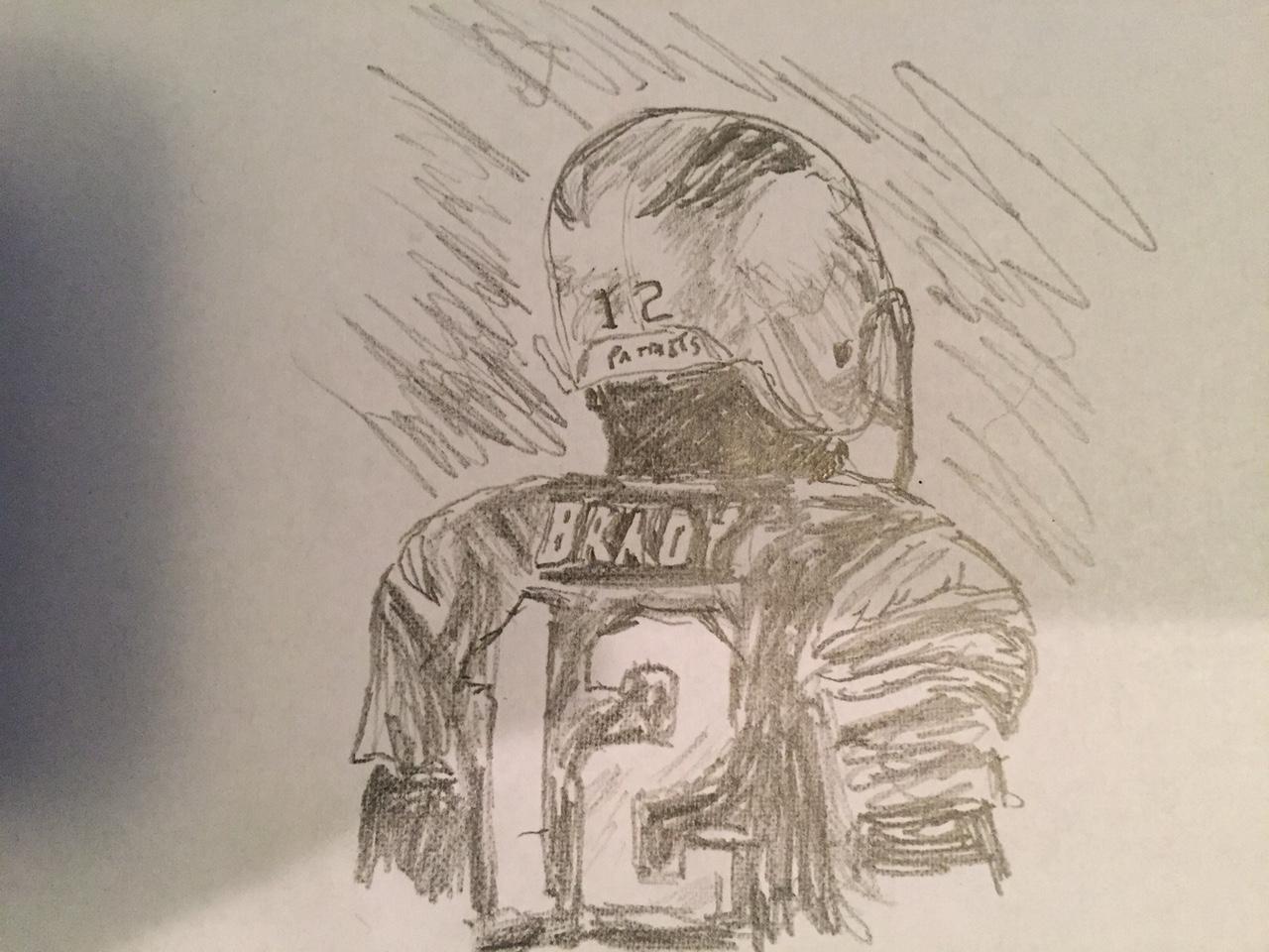 1280x960 How Hard Is It To Draw Tom Brady The Big Lead