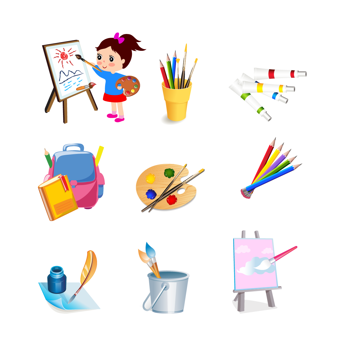 1181x1181 Drawing Painting Clip art