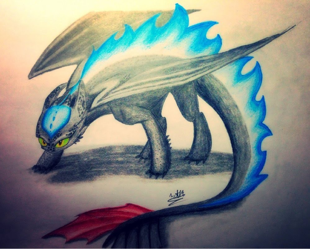 Toothless Drawing At Getdrawings Com Free For Personal Use