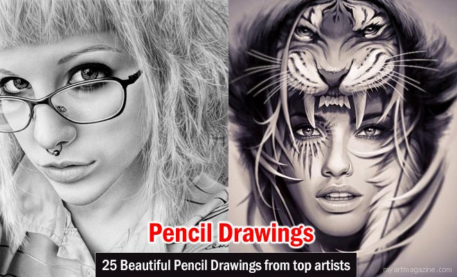 660x400 25 Beautiful Pencil Drawings From Top Artists Around The World
