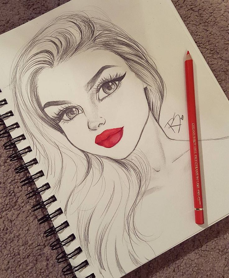 736x892 Pictures Drawing Ideas For Girls,