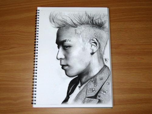 500x374 Props ~draw Contest ~ Bigbang Or Your Bias Of Bigbang
