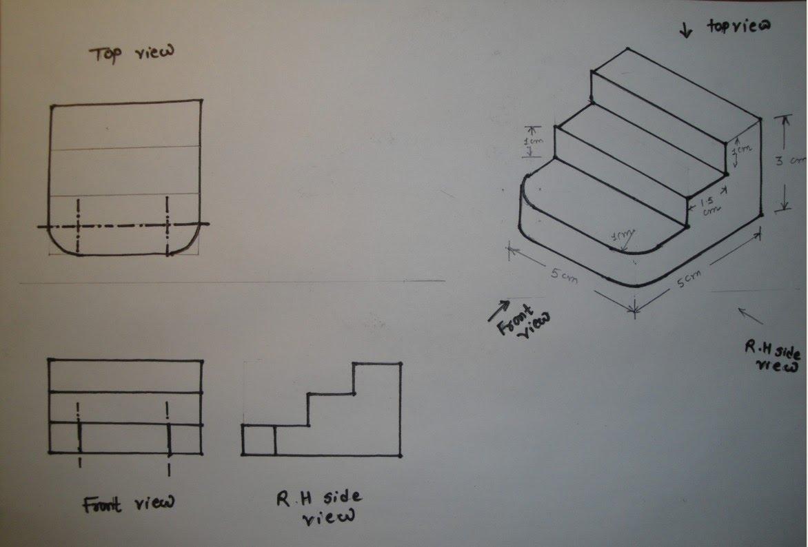1172x794 Isometric Drawing