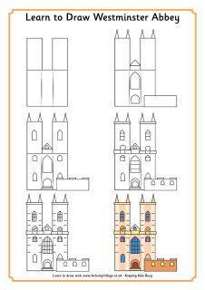 226x320 Learn To Draw The Tower Of London And Other London Landmarks