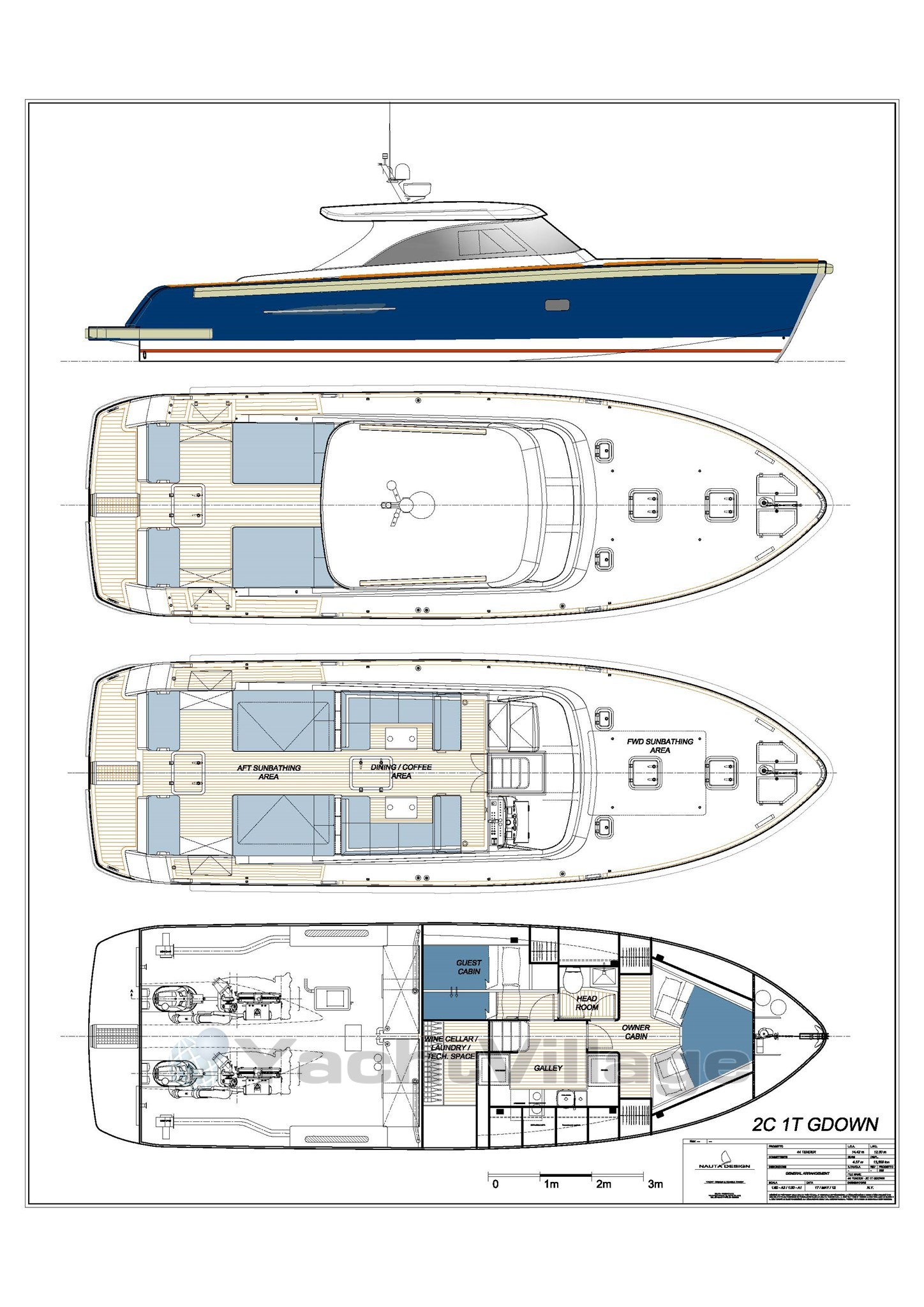 1448x2048 Toy Marine Tender 47, New Motorboat For Sale In Liguria (Italy)