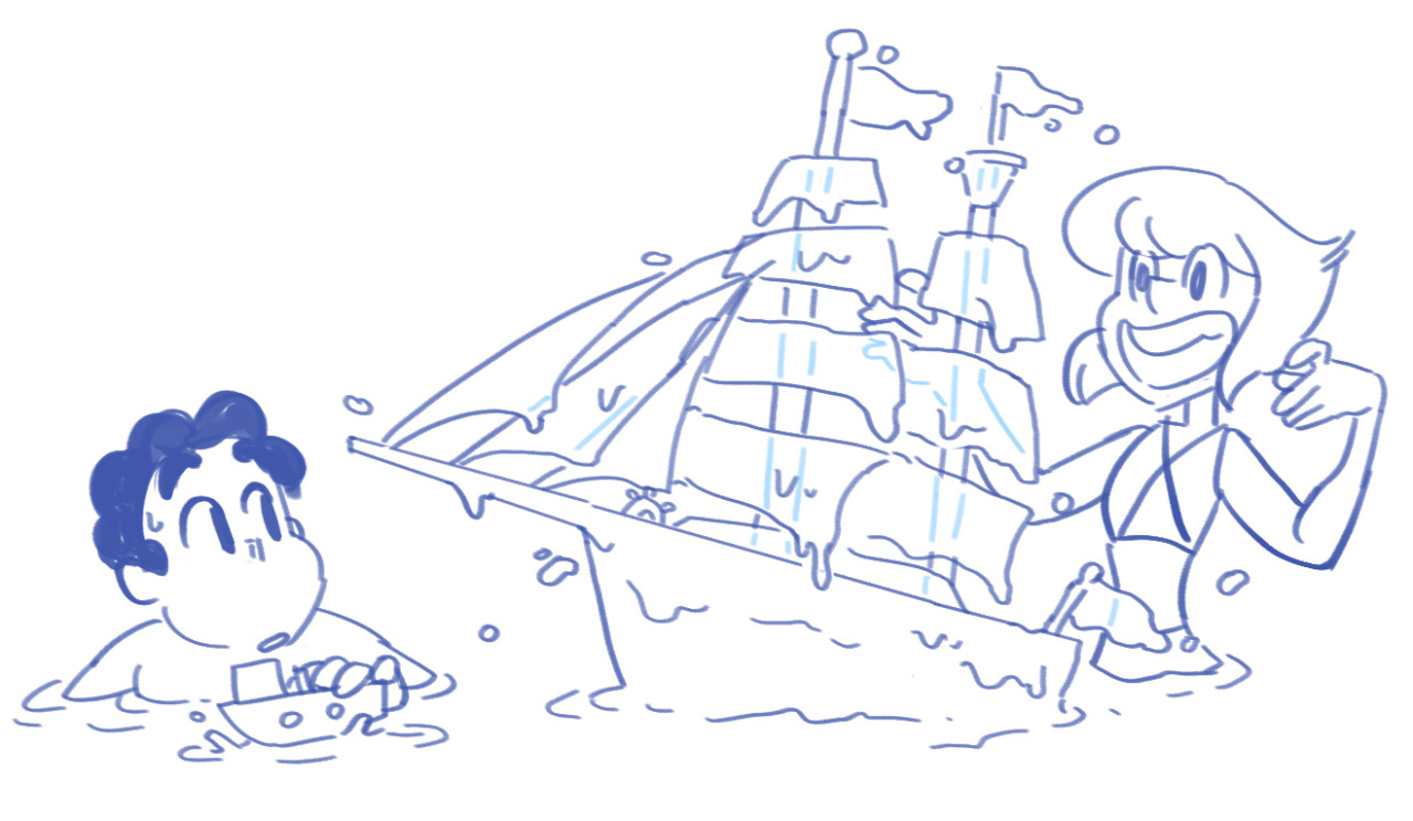 1280x744 Toy Boat Toy Boat Toy Boat Steven Universe Know Your Meme