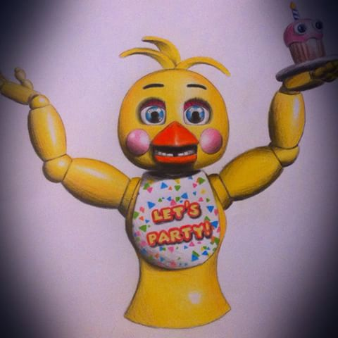 480x480 My Draw Of Toy Chica Toy Chica And Friends Toy