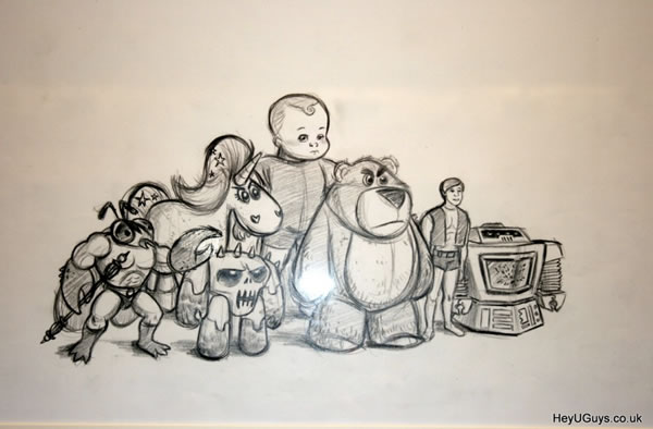 600x394 Inspiration Toy Story 3, Concept Art And Fan Art