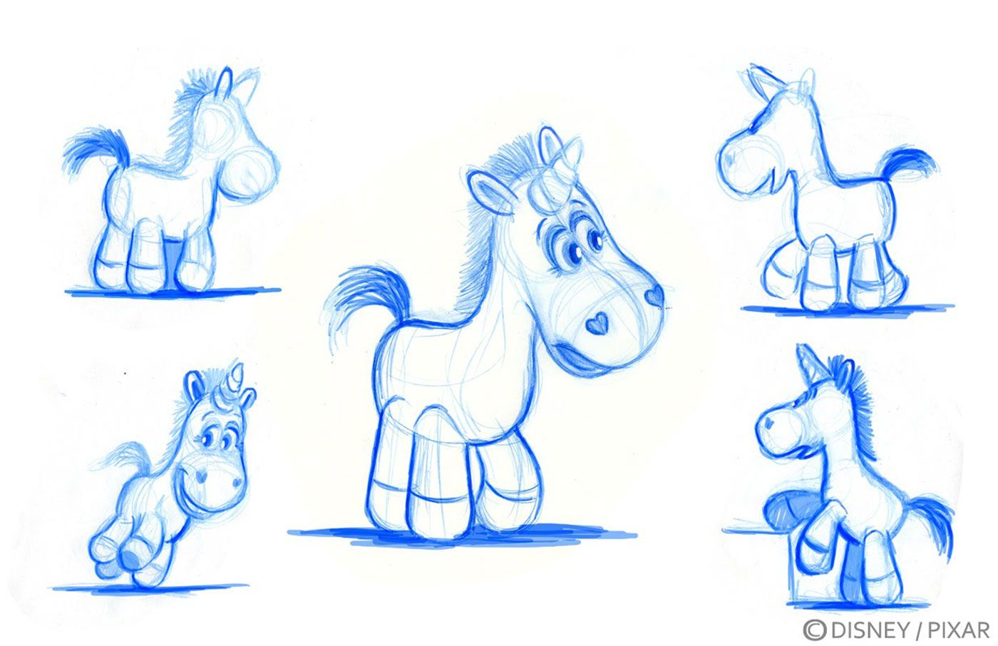 1400x906 Toy Story 3 Things Toy, Sketches And Character Design
