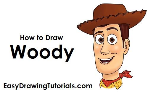 500x315 To Draw Woody