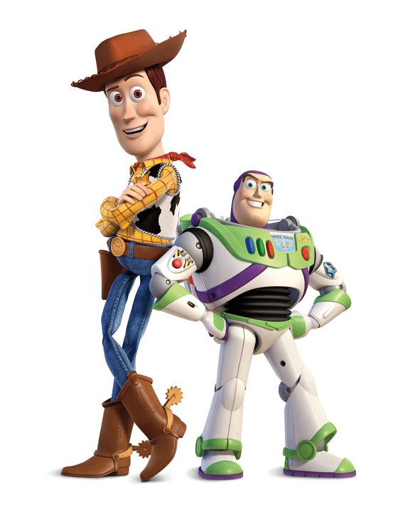 570x720 Woody Amp Buz Lightyear ~ Toy Story Disney World And All It's Fun