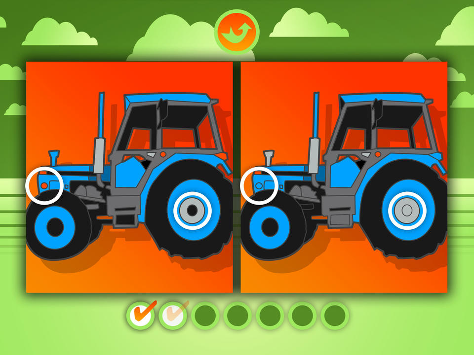 960x720 Farm Tractor Activities For Kids Puzzles, Drawing And Other