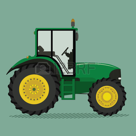 450x450 Drawing Tractor Stock Photos. Royalty Free Business Images