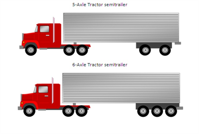640x430 Bill Would Up Truck Weight Limit To 91,000 Pounds