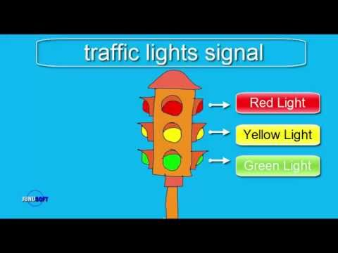Traffic Light Drawing At Getdrawings Free For Personal Use