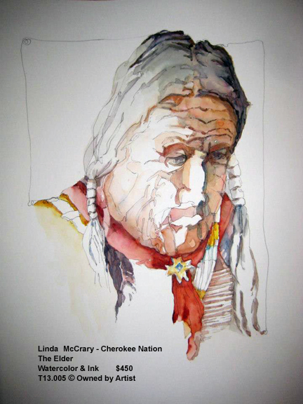 432x576 2013 Trail Of Tears Art Show Online Gallery Cherokee Heritage Center