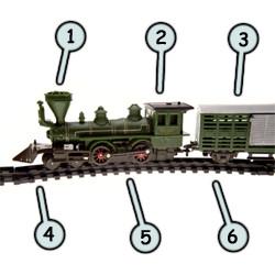 250x250 Drawing A Cartoon Train