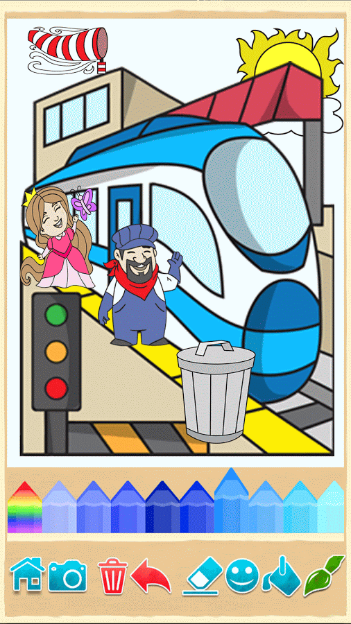 506x900 Coloring Pages Printable. Drawing Colour Games For Kids And Adults