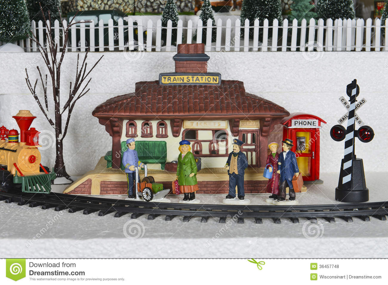 1300x958 Drawing Of Railway Station Scene Train Station Clipart Railway