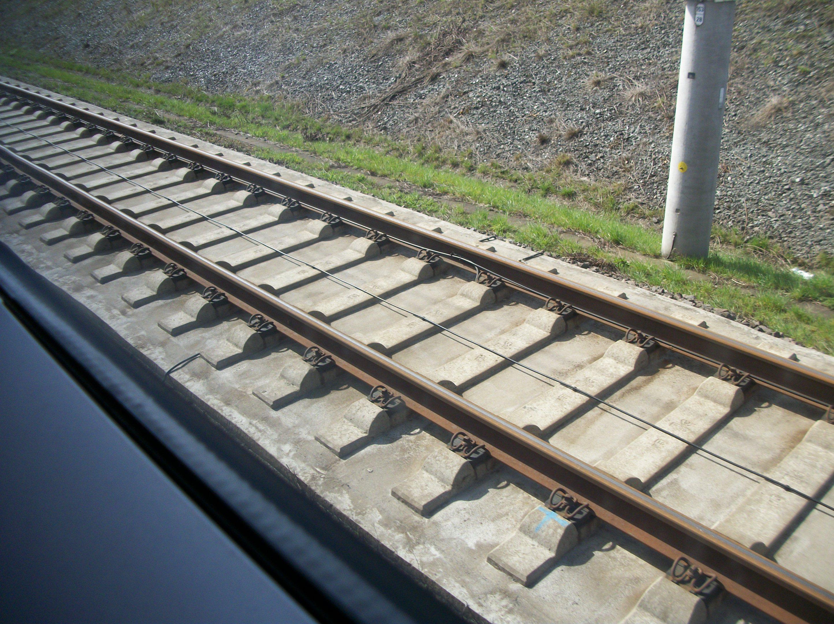 2888x2160 Fiber Reinforced Concrete Track Slab