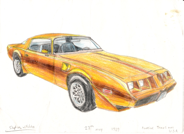 600x440 Pontiac Trans Am
