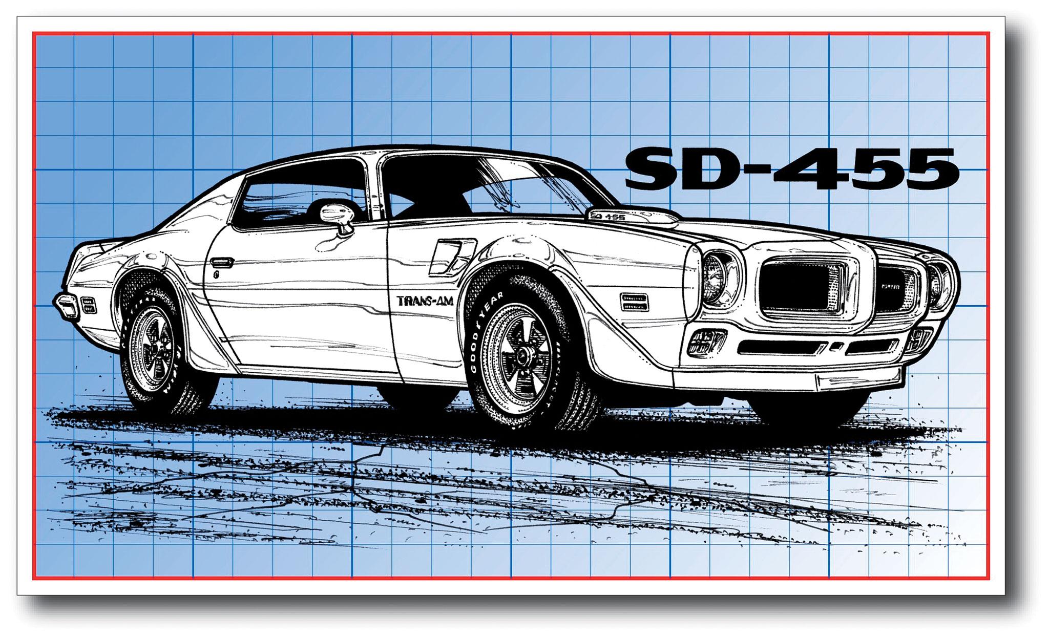 2048x1246 The 1973 Super Duty 455 Trans Am And Formula Firebird
