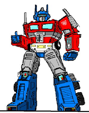300x382 Optimus Prime Drawing Contest Cinesnob