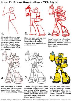 236x333 How To Draw Transformers