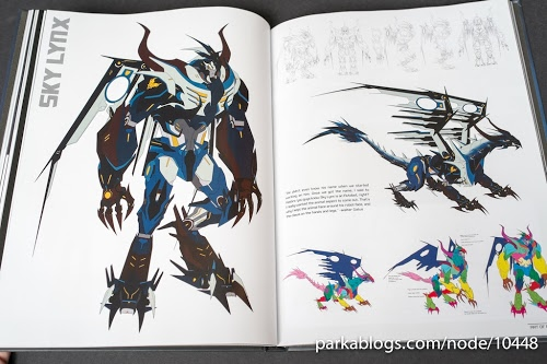 500x333 Book Review Transformers The Art Of Prime Parka Blogs