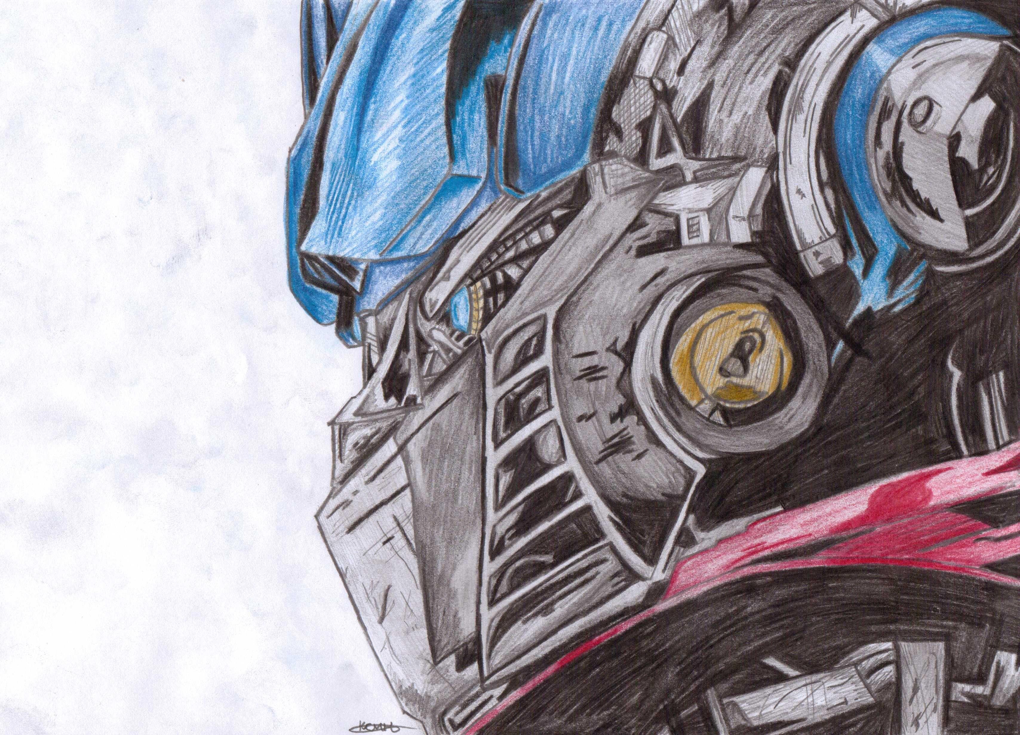 3416x2460 Optimus Prime
