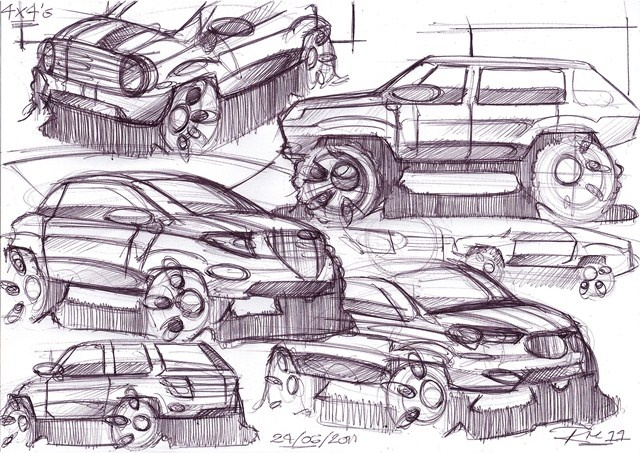 640x453 61 Best I.d. Drawing Images On Car Sketch, Draw