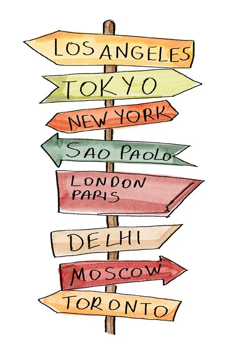 459x711 Cities I Want To Go To. Even Though Ive Already Been To A Few