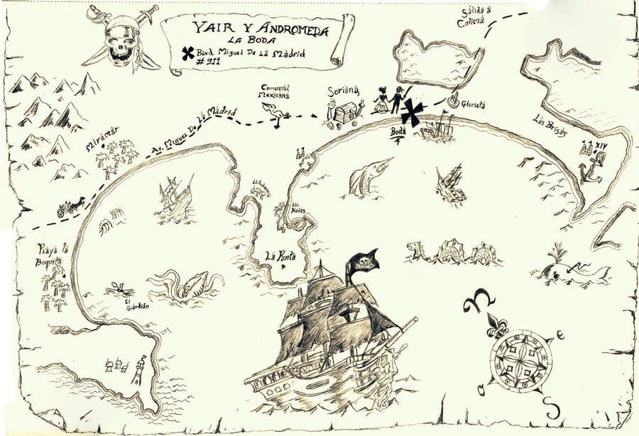 treasure map drawing at getdrawings com free for personal use